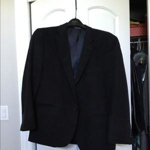 Other - Black velvet blazer